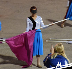 Color Guard Directions