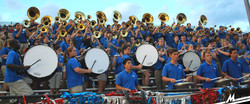 Moore Band in the Stands