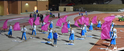 Color Guard Practice