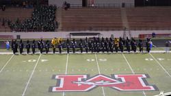 Moore Band at Mustang