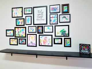 Art made by students