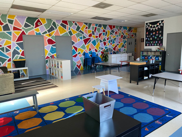 Indigo Classroom