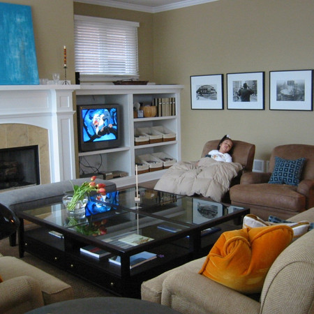 East Lakeview ~ Family Room