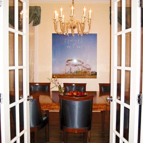 Gold Coast ~ Dining Room