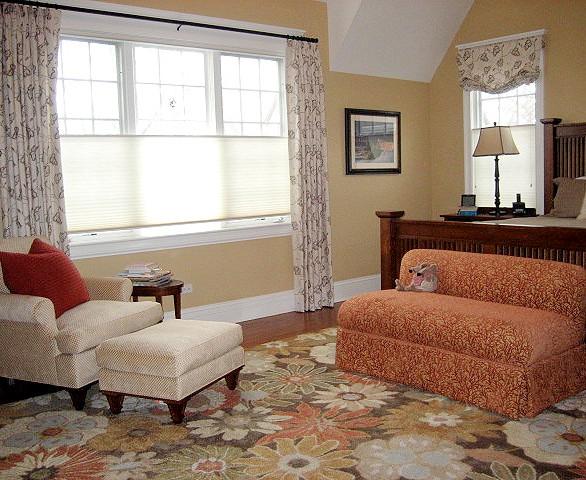 Wilmette ~ Master Bedroom