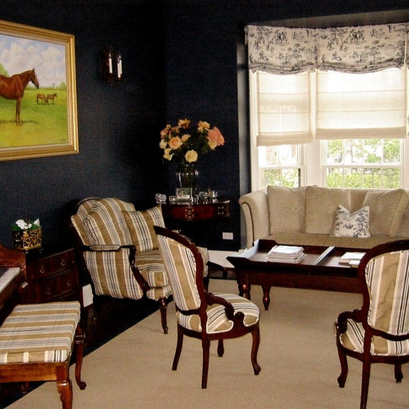 Lakeview ~ Living Room