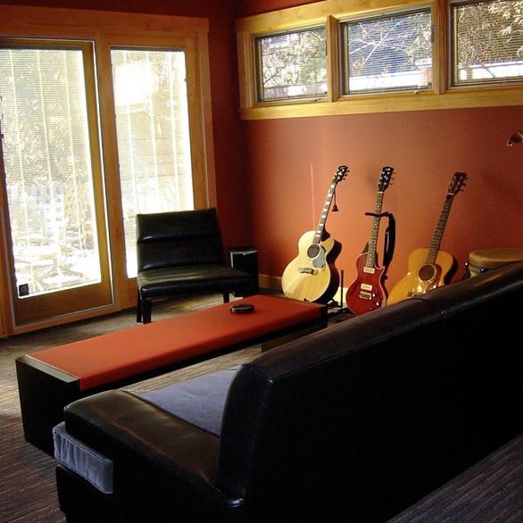 Evanston ~ Music Room