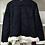 Thumbnail: Süet Peluş Ceket - Siyah