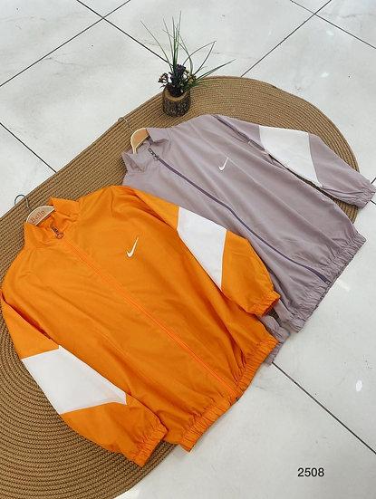 Nike Nakış Yağmurluk - LİLA
