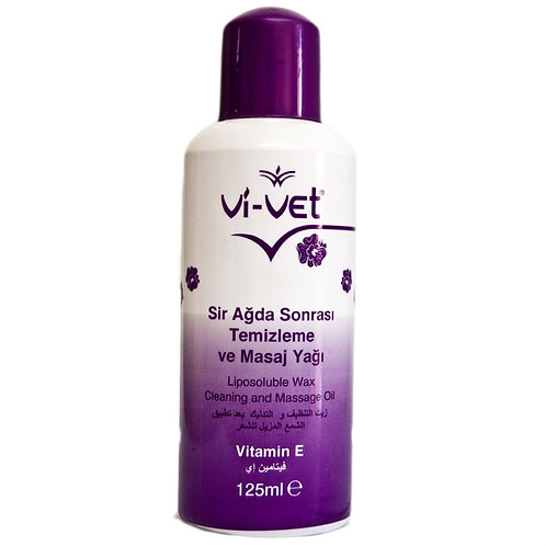 Vi-Vet Ağda Temizleme Yağı 125 ML Vit-E