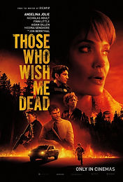 Those Who Wish Me Dead (2021)