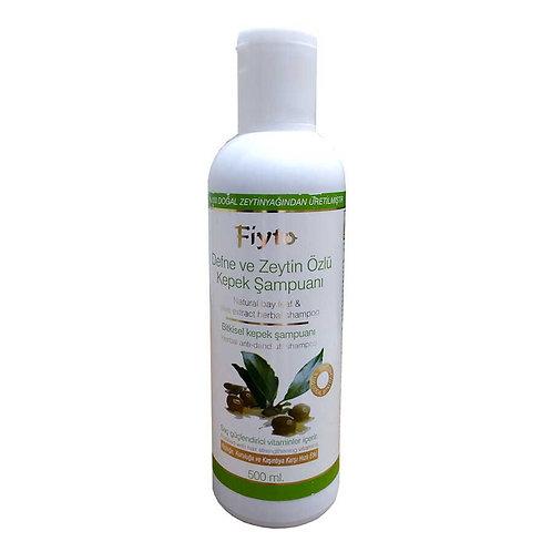Defne ve Zeytin Özlü Kepek Önleyici Şampuan 500 ML
