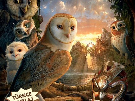 Legend of the Guardians The Owls of Ga'Hoole (2010)