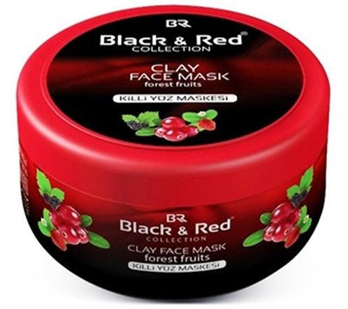 Black & Red Killi Yüz Maskesi Orman Meyveli 400gr