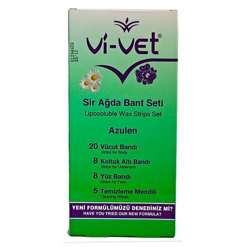 Vi-Vet Ağda Bandı Vücut 41Li Azulen