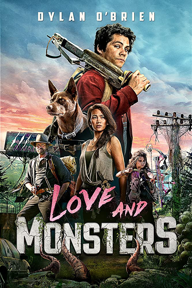 Love and monster indir