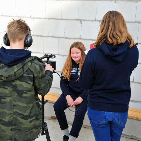 Video-Workshop – Kinder erleben Filmproduktion hautnah