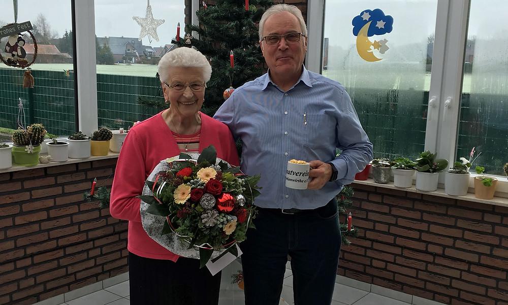 Katharina Lintfert und Werner Stenkamp
