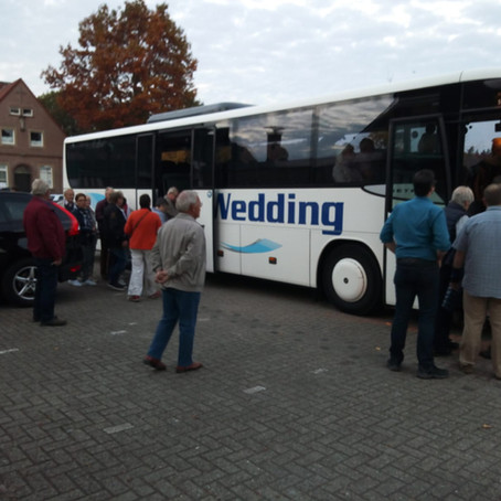 Ausflug zur Meyer-Werft nach Papenburg