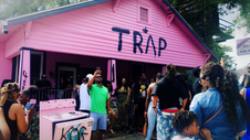 Flashback Friday: The Pink Trap House