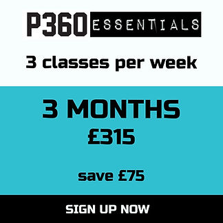 P360 Gym Memberships
