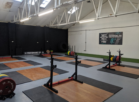 Performance 360 extends with new weightlifting room