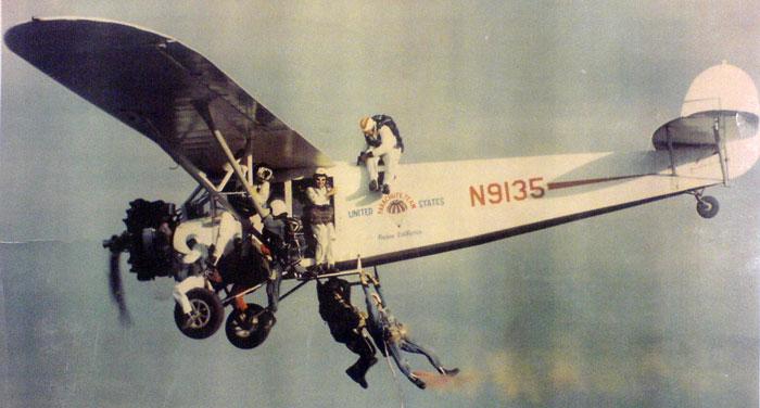 US Parachute Team