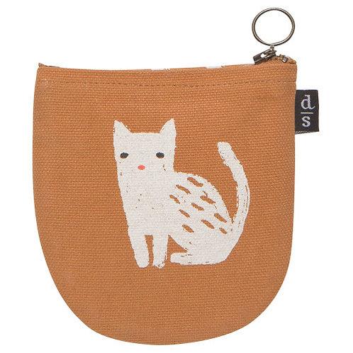 Halfmoon Pouch Cat