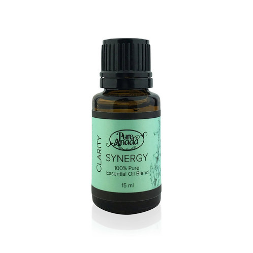 Essential Oil Synergy - Clarity by Pure Anada