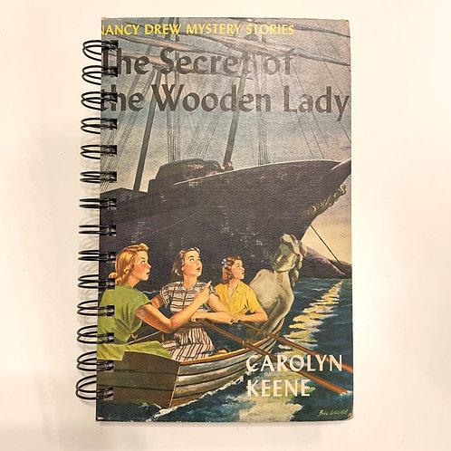 Dreaming Tree Paper Co. - Nancy Drew Wooden Lady Journal