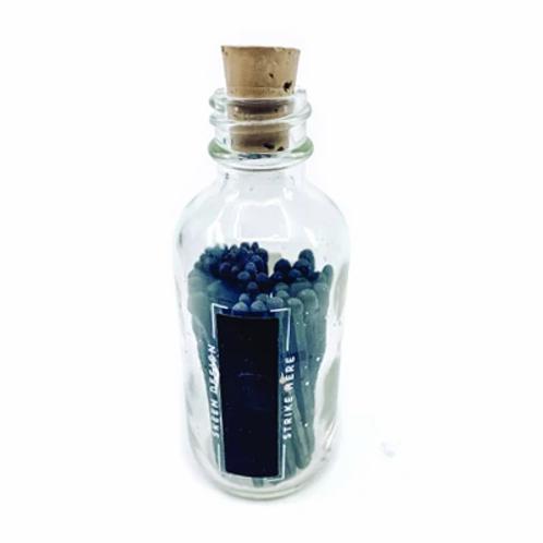 Skeem Design Matches Mini Moon Jar
