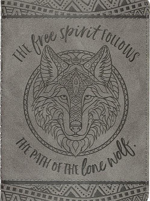 Artisan Journal - Wolf