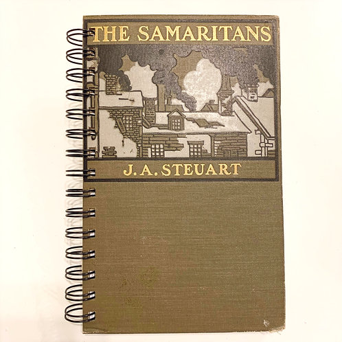 Dreaming Tree Paper Co. - The Samaritans Journal