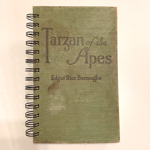 Dreaming Tree Paper Co. - Tarzan of the Apes Journal