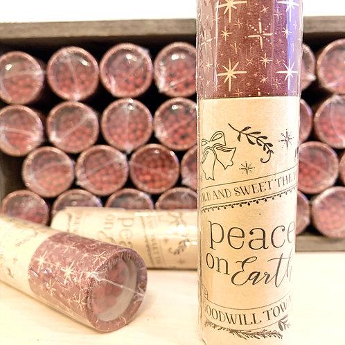 Peace on Earth Matchsticks