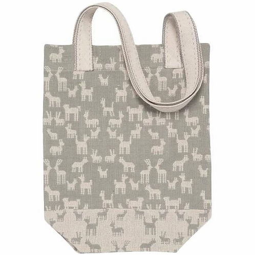 Wanderlust Woven Animal Pack Tote
