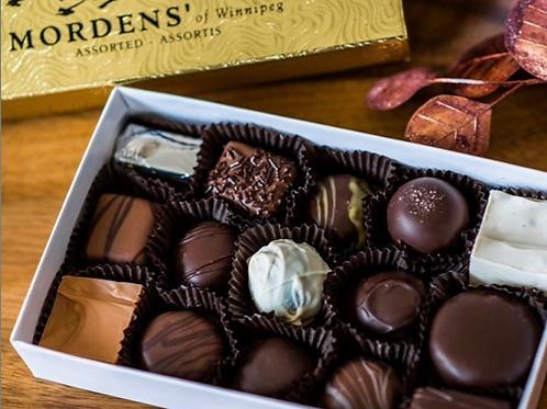 Mordens' Chocolates