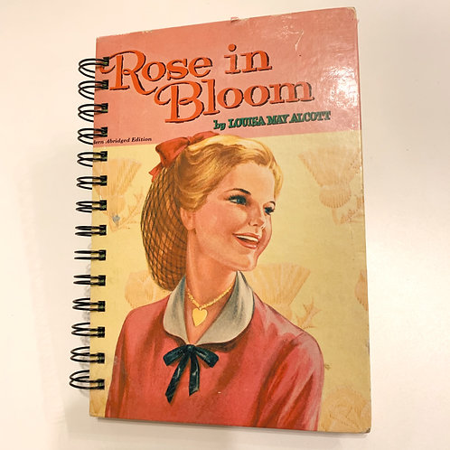 Dreaming Tree Paper Co. - Rose in Bloom Journal