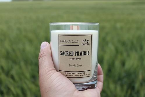Soy Harvest - Sacred Prairie