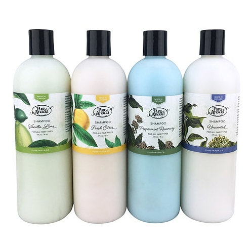 Shampoo & Conditioners by Pure Anada