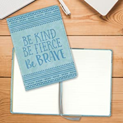 Artisan Journal - Kind Fierce Brave