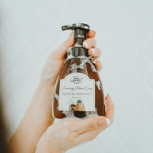 Foaming Hand Soap by Pure Anada