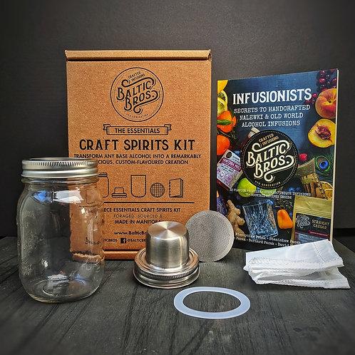 Craft Spirits Kit by Baltic Bros.