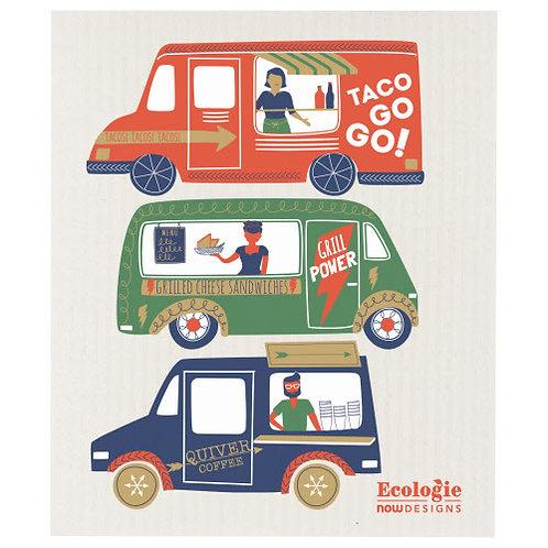 Swedish Dish Cloth - Food Trucks