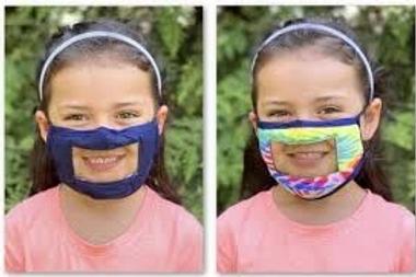 Kids Smile Mask