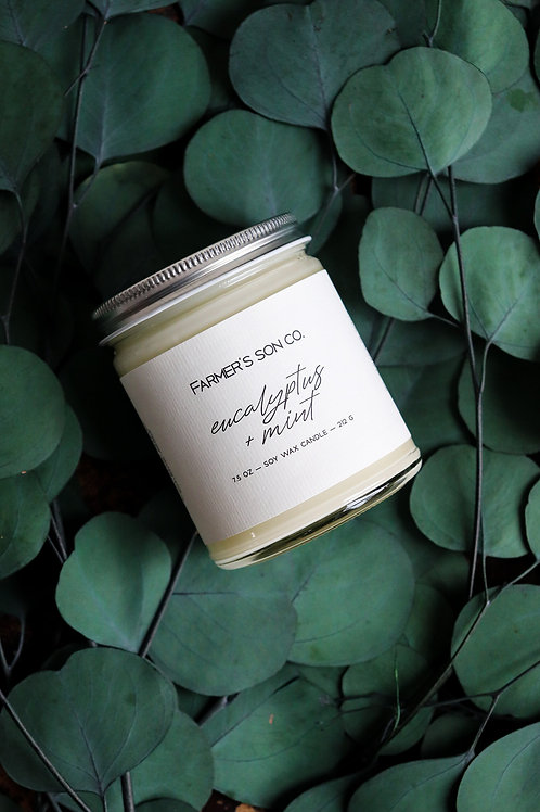 Farmer's Son Co. - Eucalyptus & Mint