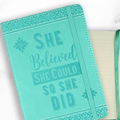 Artisan Journal - She Believed