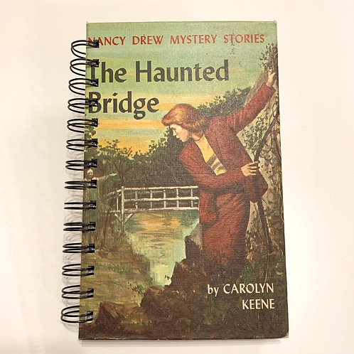Dreaming Tree Paper Co. - The Haunted Bridge Journal