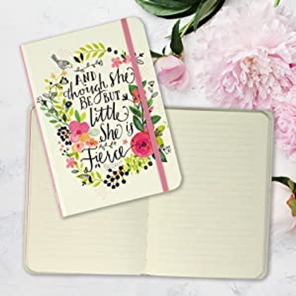Though She Be But Little Journal