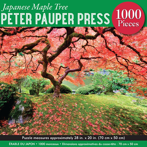 Puzzle - Japanese Maple Tree